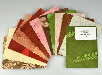 buy handmade paper swatches & samples